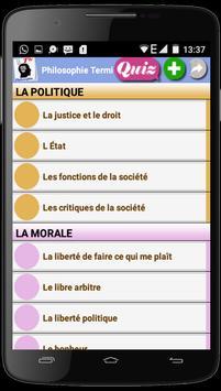 Philosophie Terminale screenshot 3