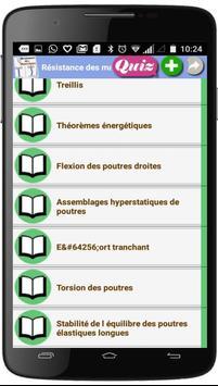 Cours de Résistance des matériaux screenshot 3
