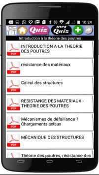 Cours de Résistance des matériaux screenshot 2