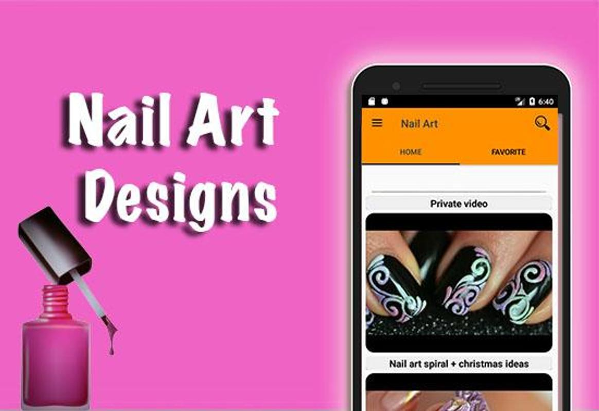 Cute Nail Art For Android Apk Download