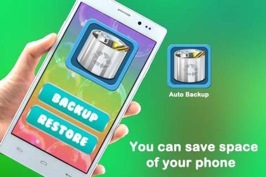 Auto Backup apk screenshot