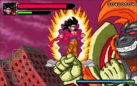 TIPS Dragon Ball GT Saiyan Mobile screenshot 4