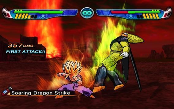 TIPS Dragon Ball GT Saiyan Mobile screenshot 6