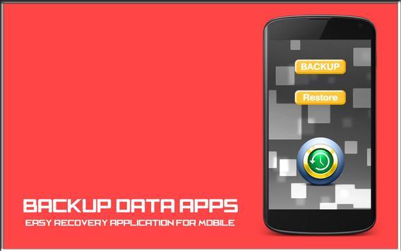 Backup Data Apps poster