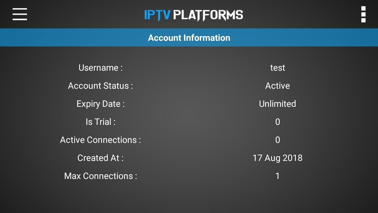 IPTV Platforms for Android - APK Download
