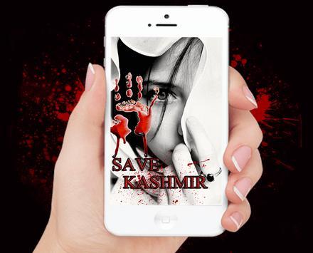 Kashmir Day Photo Frames poster