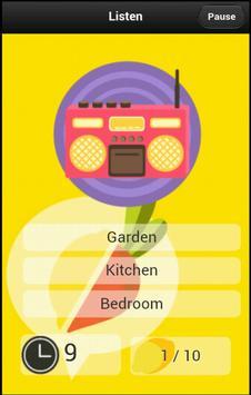Lemon Kimchi Korean Vocabulary apk screenshot