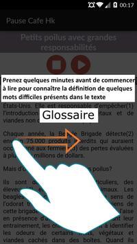 Pause-café apk screenshot