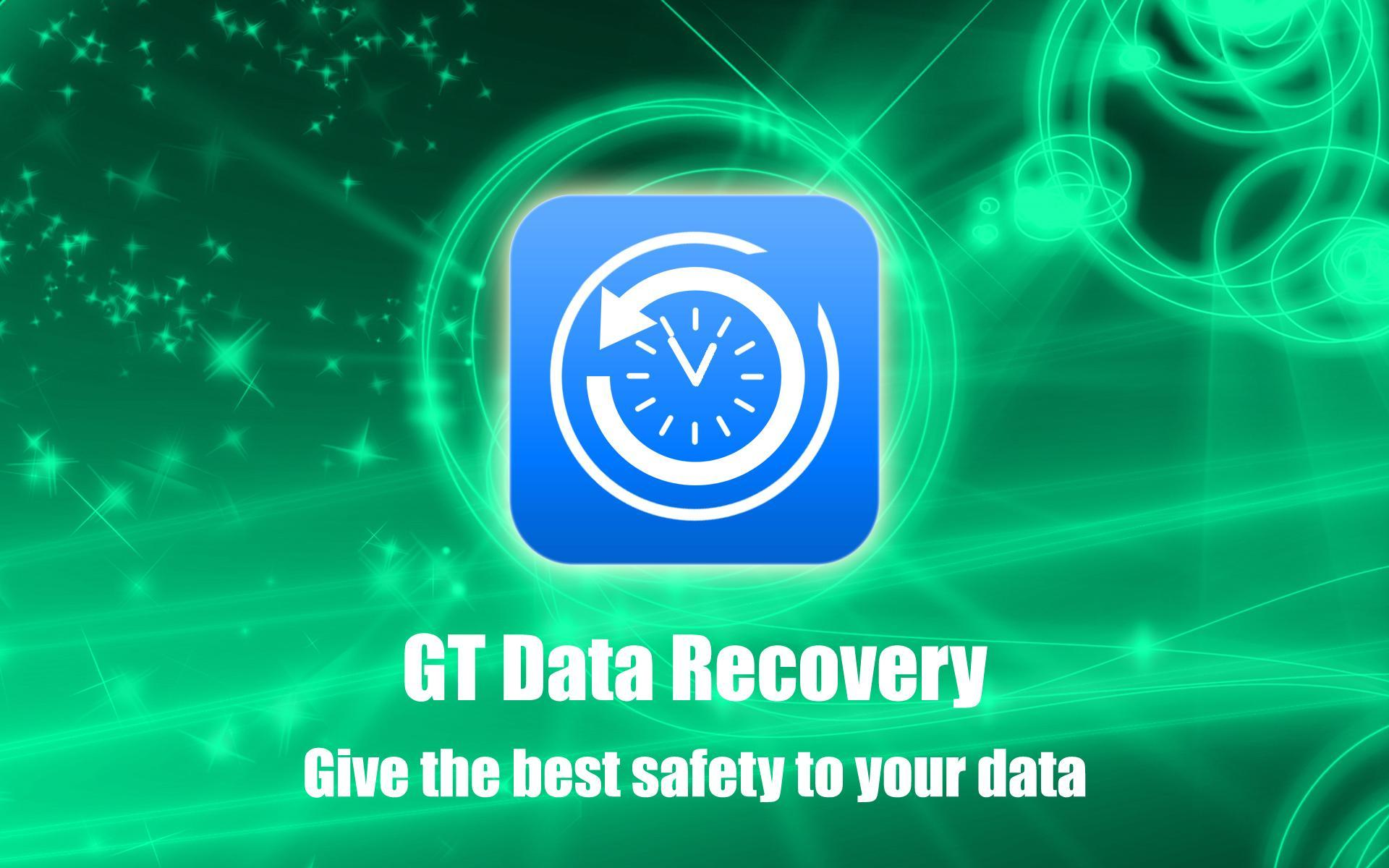 GT Data Recovery no Root for Android - APK Download