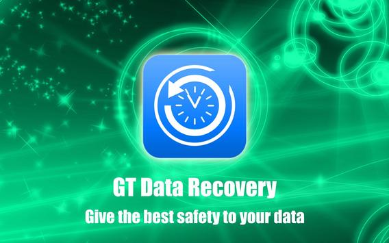 GT Data Recovery no Root poster