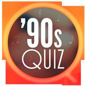 Quiz Master's '90s Music Quiz icon