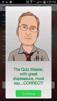 Quiz Master's '90s Music Quiz apk screenshot