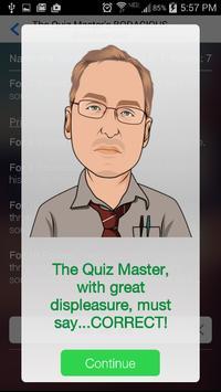 Quiz Master's '80s Music Quiz apk screenshot