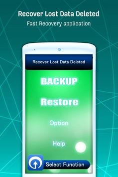 Recover Lost Data Deleted poster