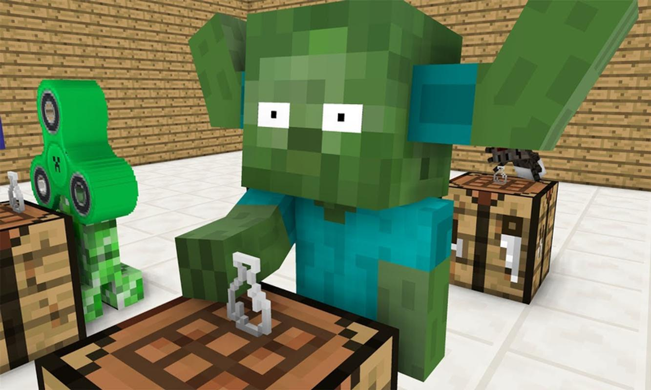 android 用の mob skins for minecraft apk をダウンロード