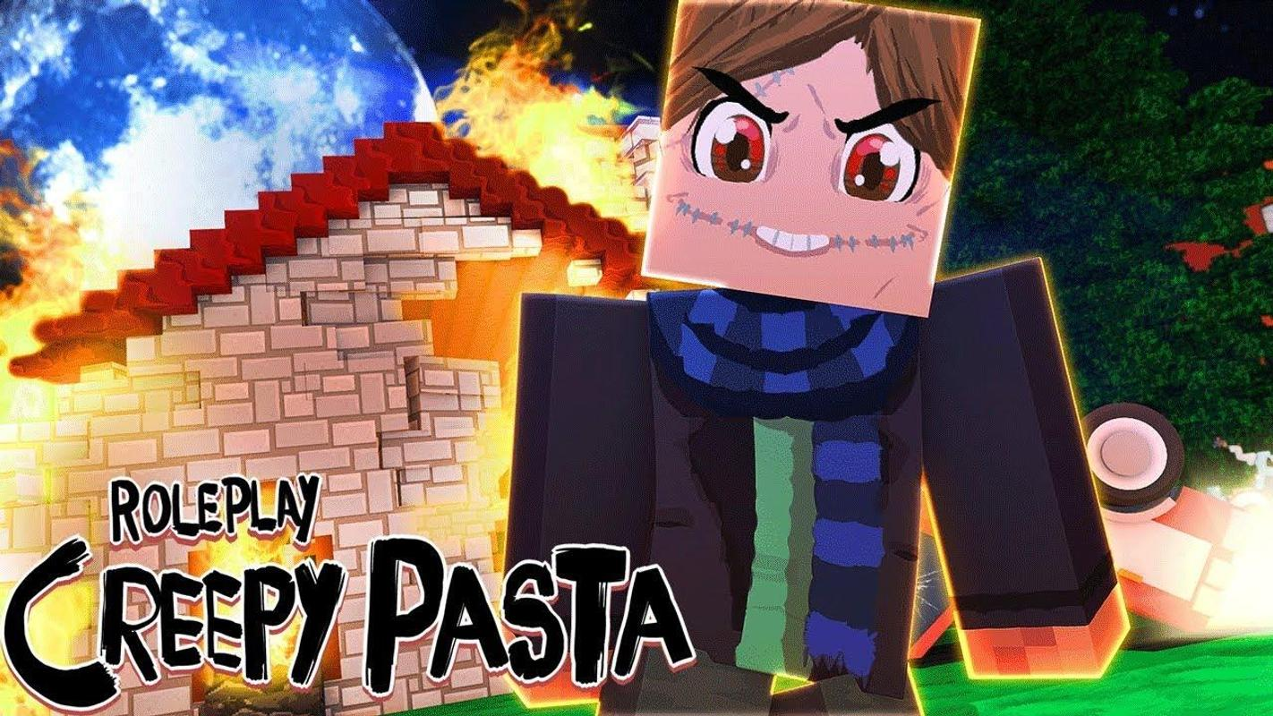 Creepypasta Skins For Android APK Download - Minecraft pocket edition hauser download