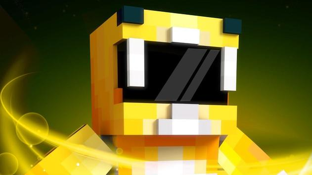 Skins Power Ranger For Android APK Download - Skin para minecraft pe willyrex