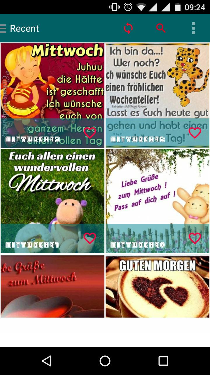 Guten Mittwoch For Android Apk Download