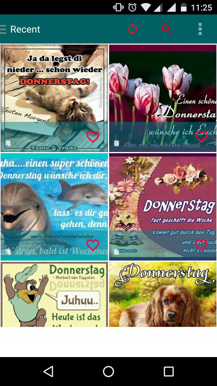 Guten Donnerstag For Android Apk Download