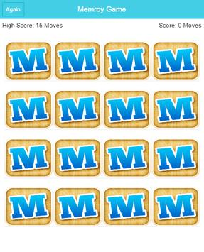 Smart Memory Game poster