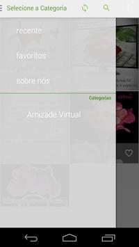 Amizade Virtual apk screenshot