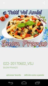 Buon Pranzo apk screenshot