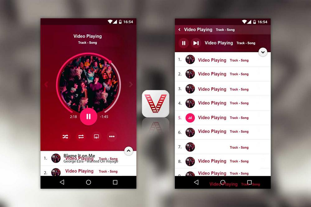 Player HD Music Downloader MP4 for Android - APK Download