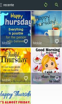 Thursday's Messages poster