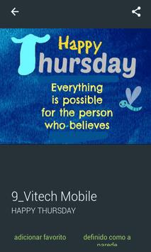 Thursday's Messages apk screenshot