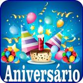 Mensagens de Feliz Aniversário icon
