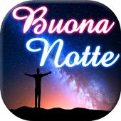 Buona Notte e Sera- Messaggi e Frasi, Immagini. icon