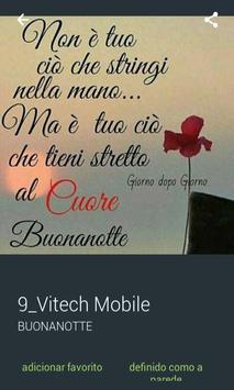 Buona Notte e Sera- Messaggi e Frasi, Immagini. screenshot 5