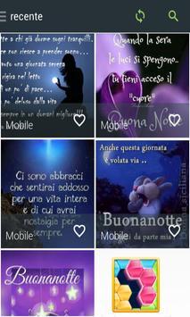 Buona Notte e Sera- Messaggi e Frasi, Immagini. screenshot 2