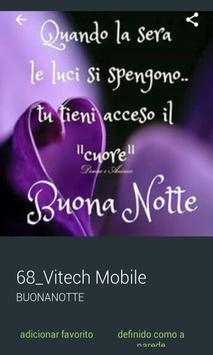Buona Notte e Sera- Messaggi e Frasi, Immagini. screenshot 3