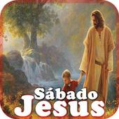 Feliz Sábado Jesus icon