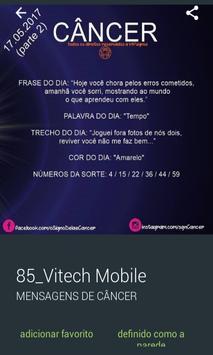 Mensagens De Signos Câncer Apk App Free Download For Android