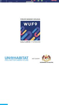 WUF9 poster