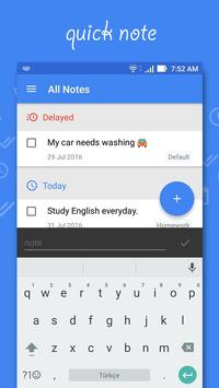 Tasks List - Listo apk screenshot