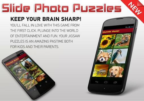 Jigsaw Slide Photo Puzzles poster
