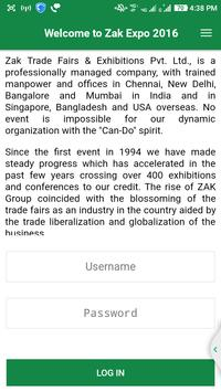 Zak Expo 2016 screenshot 1