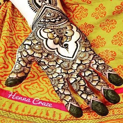Indian Mehndi Designs 2019 poster