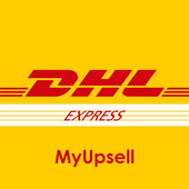 DHL MyUpsell icon
