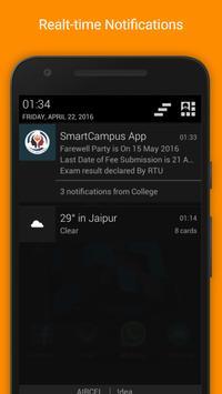 MACERC SmartCampus App apk screenshot