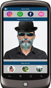 Selfie Man Face Stickers screenshot 7