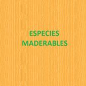 Especies Maderables icon