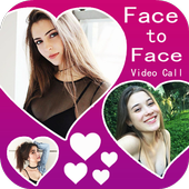 Face to Face Video Call Review icon