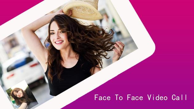 Face to Face Video Call Review apk screenshot