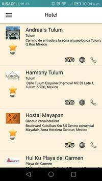 cancun-map screenshot 3