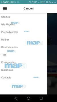 cancun-map screenshot 1