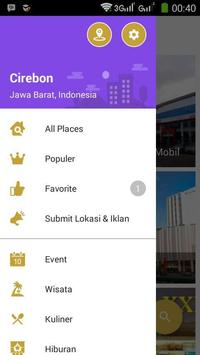 Cirebon Maps apk screenshot